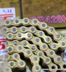Sên vàng SSS 428HS 10ly 130L