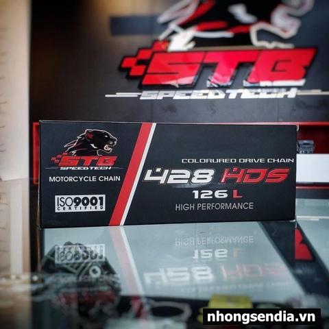 Sên vàng STB 428HDS 9 ly - 126 mắt